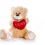 Medium Love Teddy